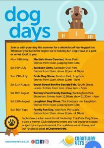 Brighton dog shows